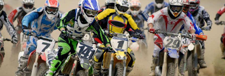 combinaison idéale de motocross